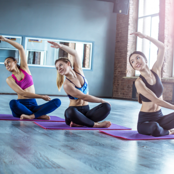What to do with online classes when your yoga studio reopens.
