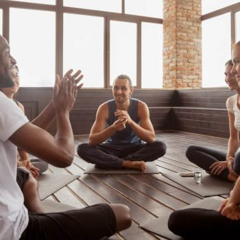 Want to motivate your staff? Remind them WHY they love yoga!